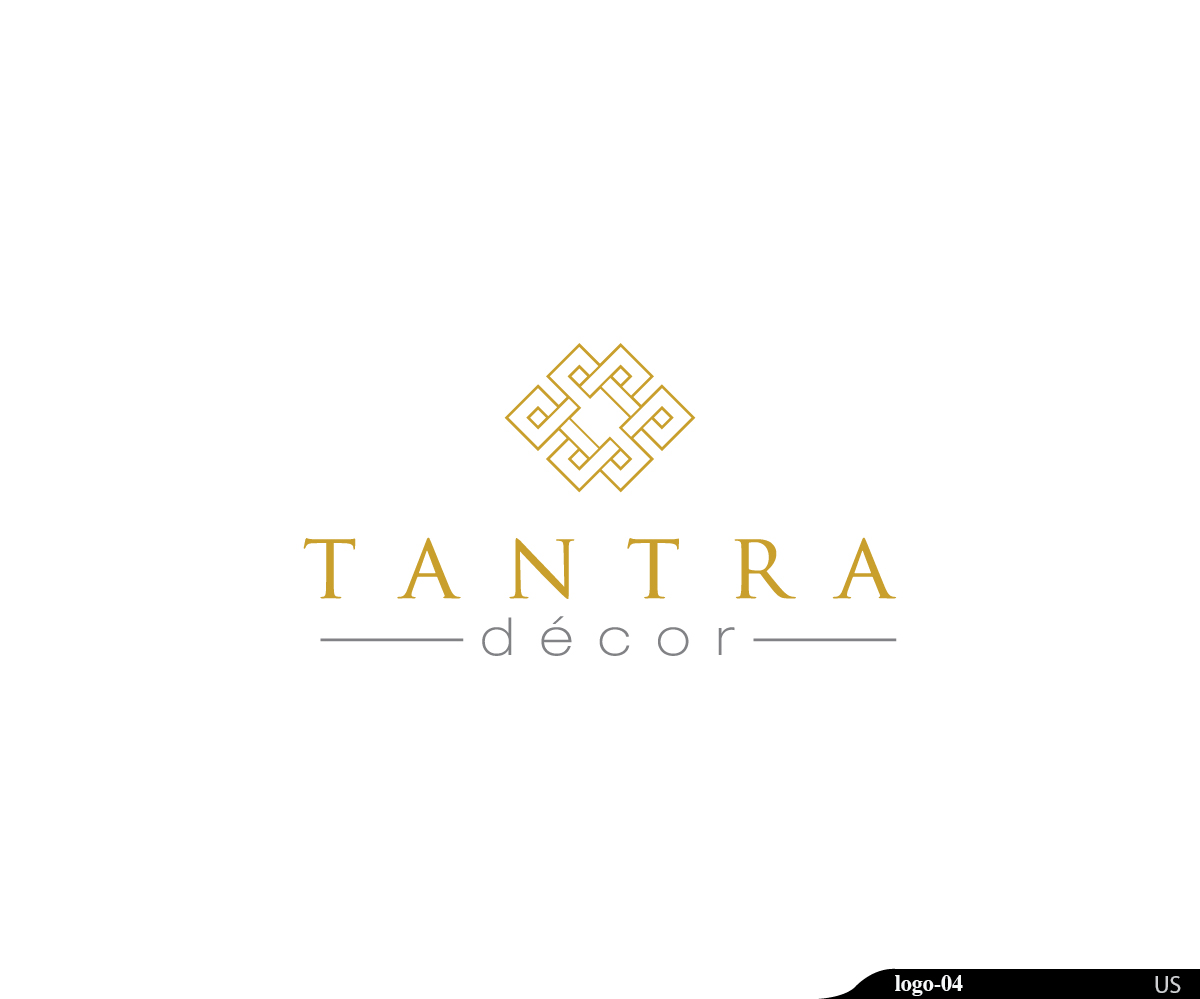 Bold Personable Business Logo Design For Tantra Decor By Esolbiz