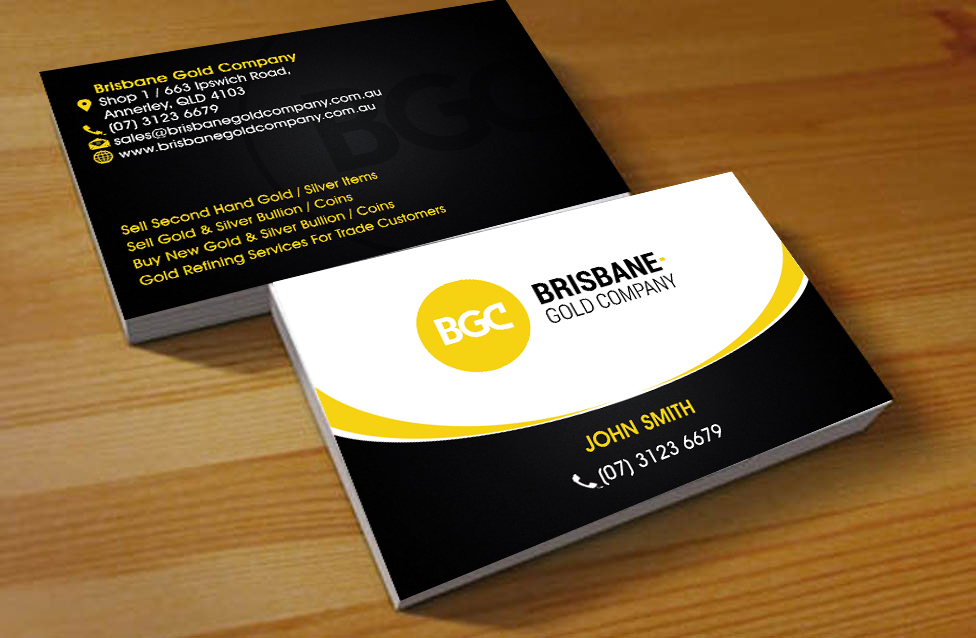 Elegant, Playful Business Card Design for Virtual R Web ...