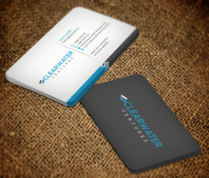 198 Elegant Modern Venture Capital Business Card Designs for a ...