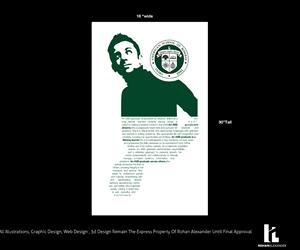 Graphic Design by Rohan Alexander