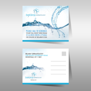 86 Upmarket Modern Postcard Designs for a business in United States
