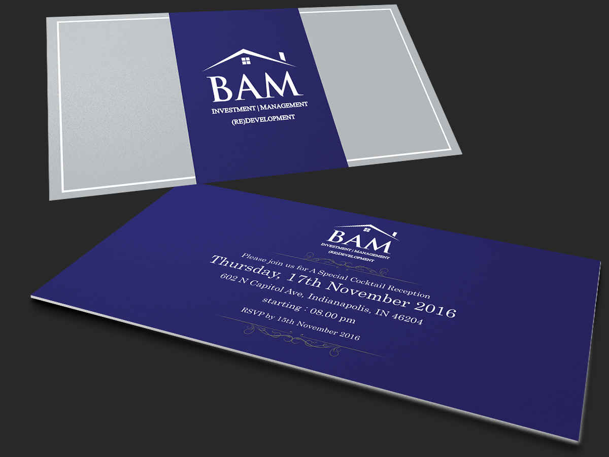 30 elegant invitation designs real estate invitation design