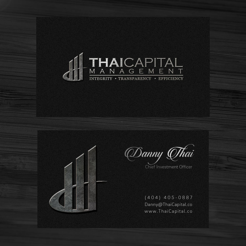 191 Elegant Business Card Designs | Investment Business Card Design ...