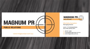 Designing A New Business Card Tv 511536
