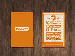 Designing A New Business Card Tv 520940