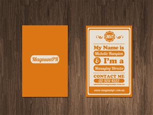 37 bold business card designs business business card design business card design by lataraaa for this project design 520940 colourmoves