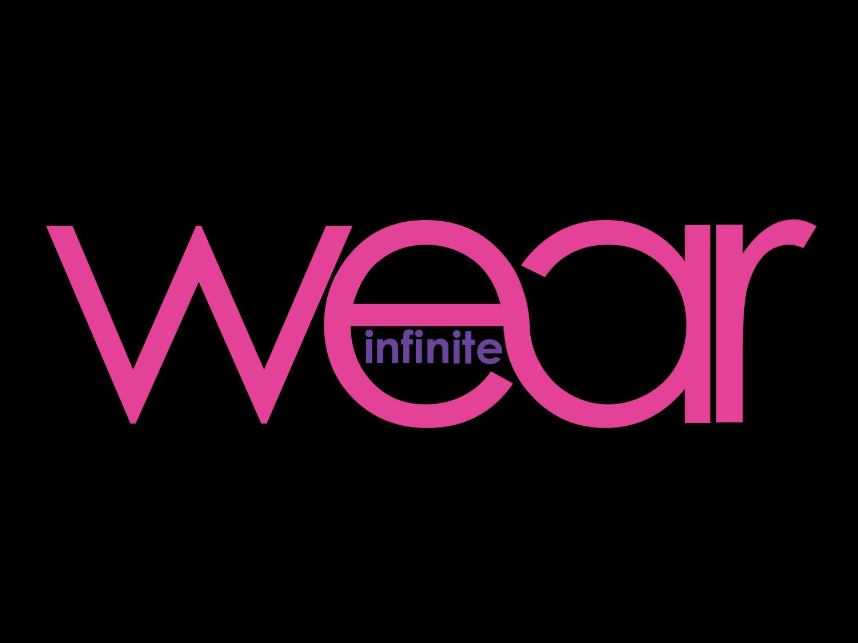 Modern Feminine Womens Clothing Logo Design For Infinity Symbol
