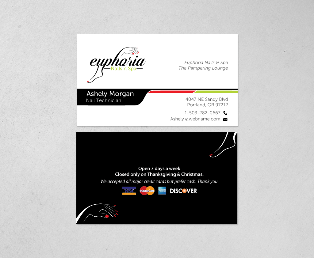 Elegant traditional business business card design for a company by business card design by chandrayaaneative for this project design 12542536 colourmoves