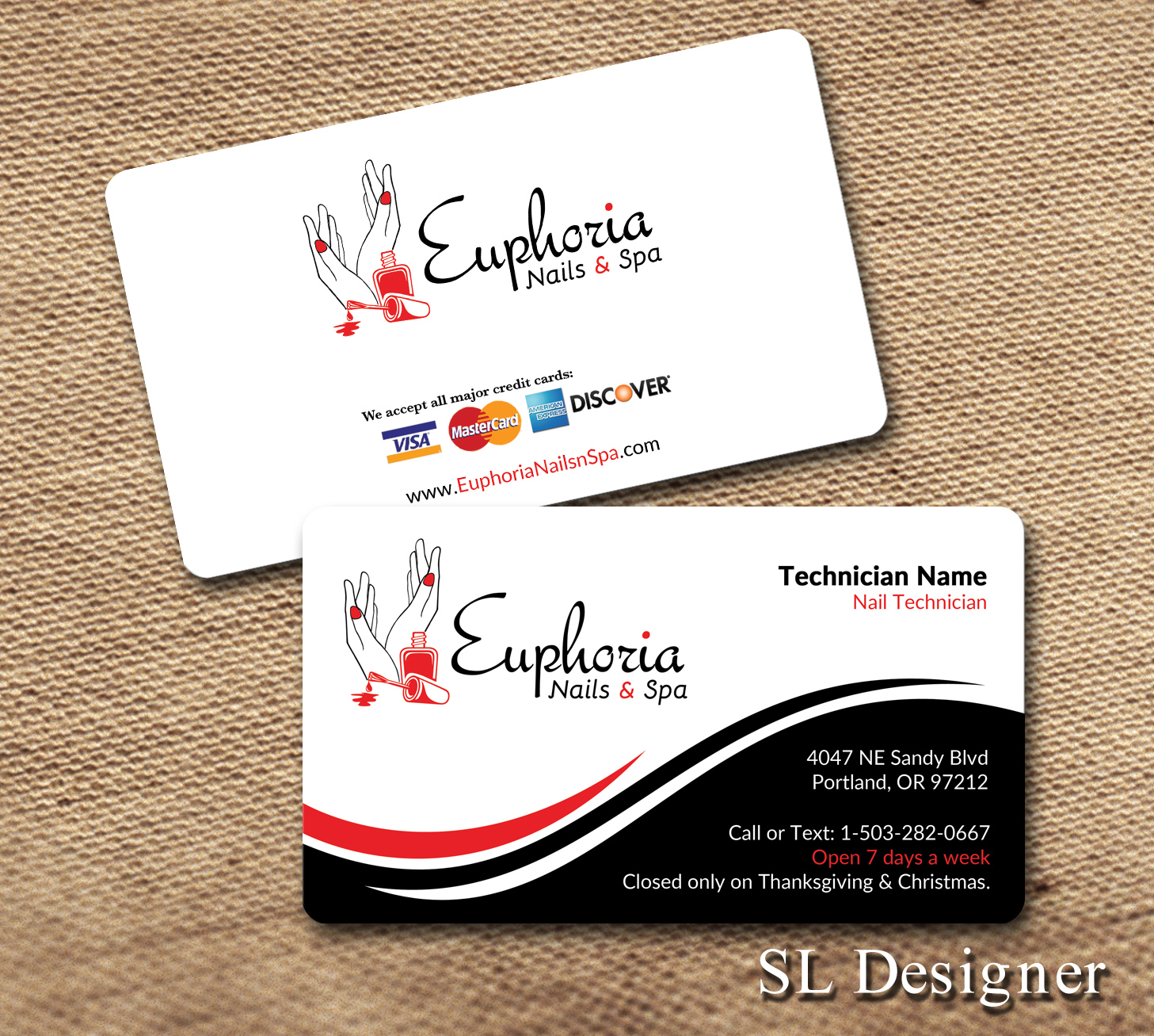 Elegant, Traditional, Business Business Card Design for a Company by ...