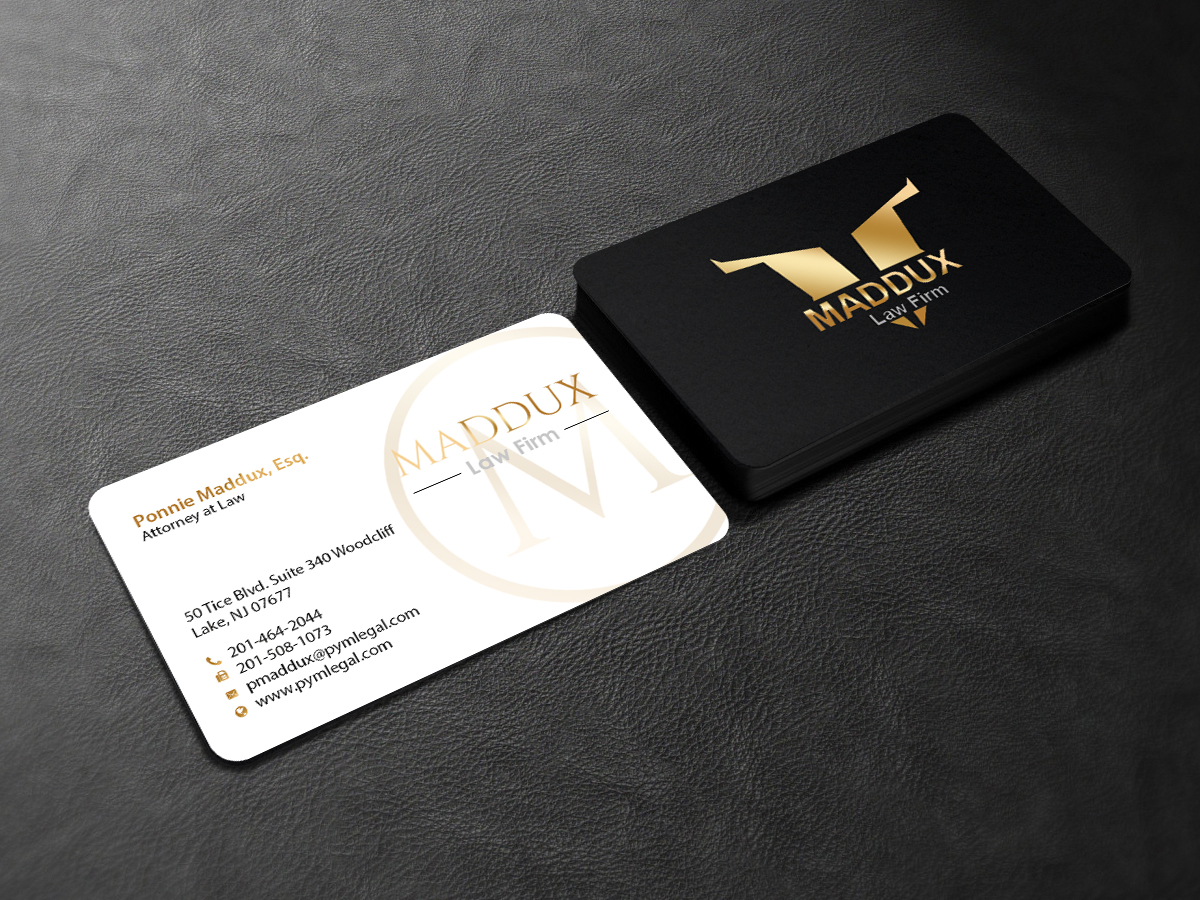 Serious professional lawyer business card design for a company by business card design by creations box 2015 for this project design 12385629 reheart Gallery