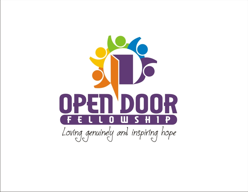Bold Modern Ministry Logo Design for Open Door Fellowship in United States | Design 12437922  sc 1 st  DesignCrowd & Bold Modern Ministry Logo Design for Open Door Fellowship by ...