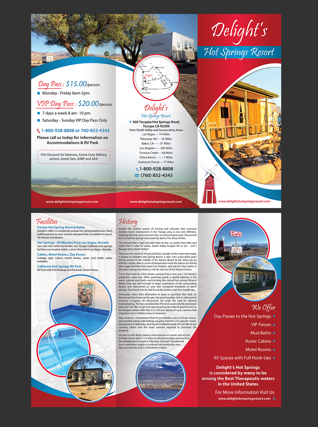 Serious professional hotel brochure design for a company for Hotel brochure design