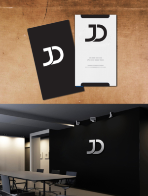 211 Modern Masculine Logo Designs for JD. a business in Canada