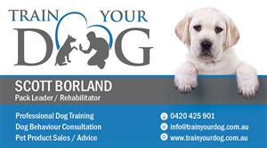 34 upmarket business card designs training business card design business card design by milacreativemotions for train your dog design colourmoves