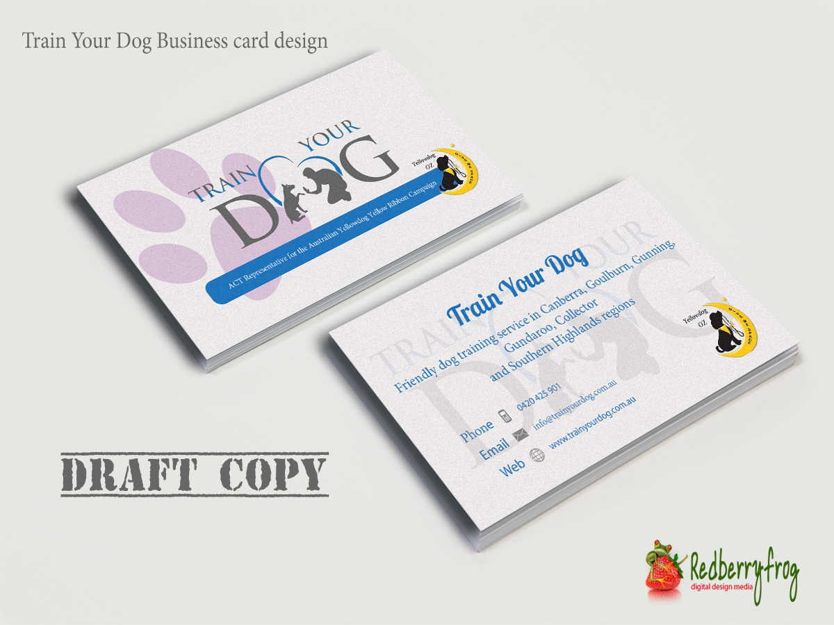 Unusual Dog Trainer Business Cards Pictures Inspiration - Business ...