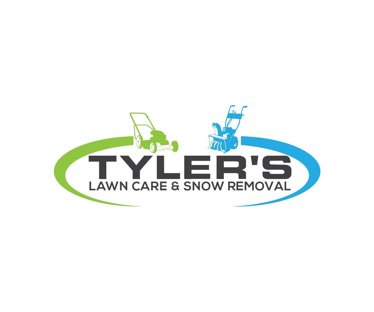 modern bold property maintenance logo design for tylers