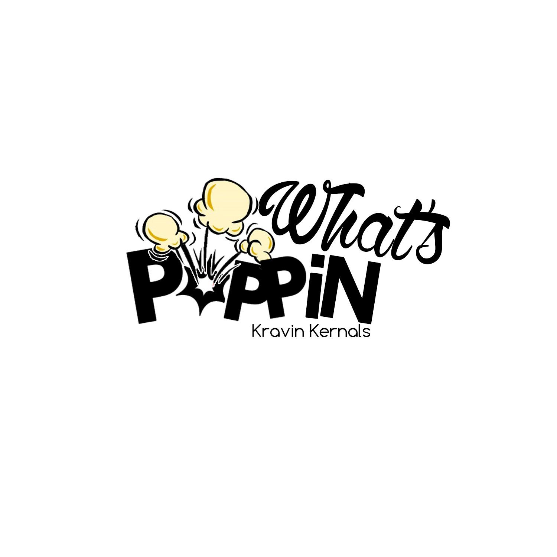 Playful, Modern Logo Design for Kravin Kernals Gourmet ...