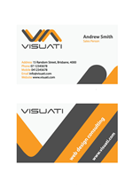 Business Card Design Contest Submission #30591