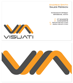 Business Card Design Contest Submission #30831