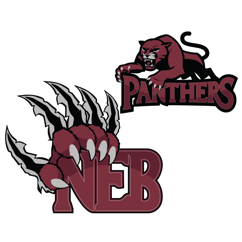 d09c48b036cde Bold, Modern, High School Logo Design for Panthers by Cody Rostron ...