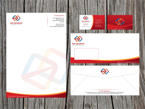 Stationery Design job – Indonesian B2B Company (Sele Ingredients) - Stationery Design – Winning design by Priyo Subarkah