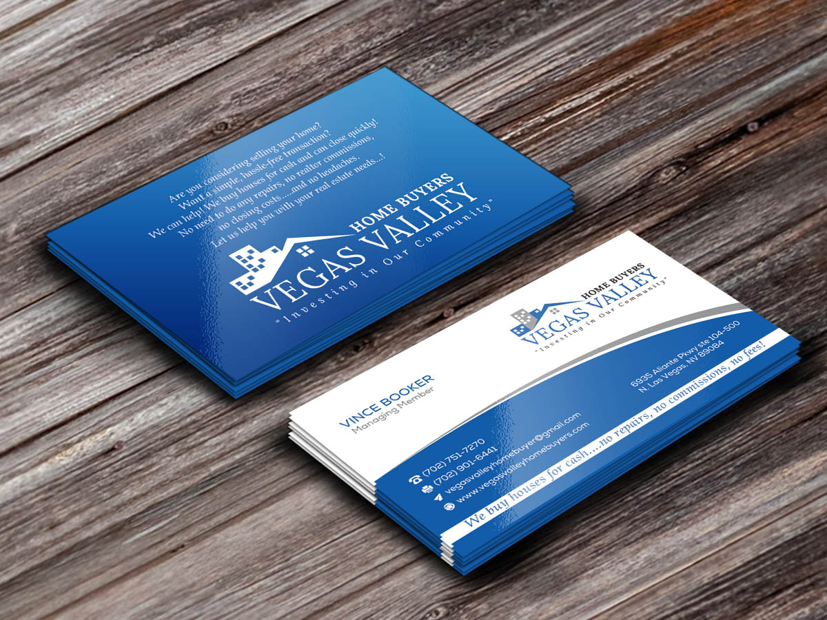 real estate investing business cards - Ideal.vistalist.co