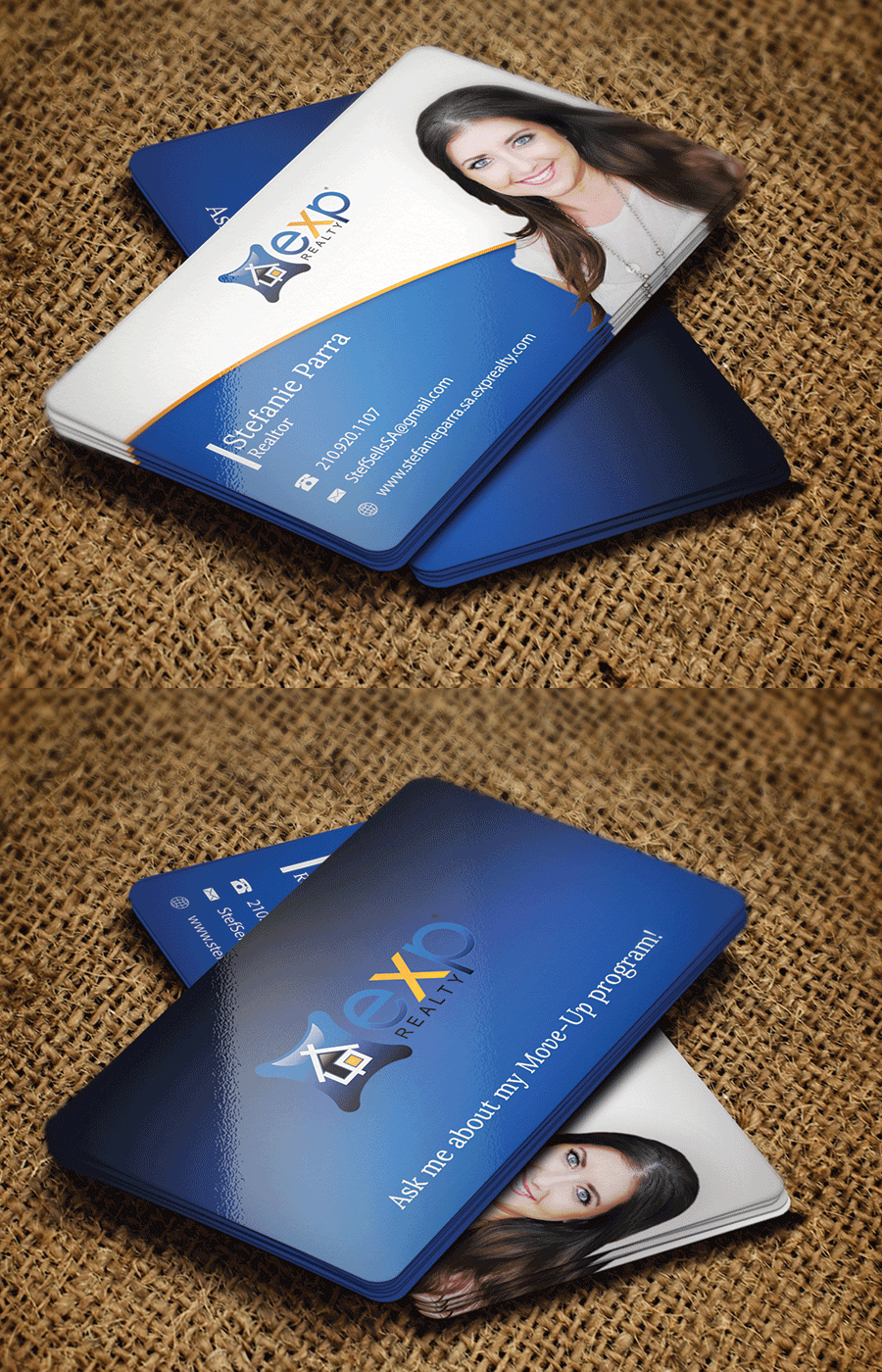Modern, Professional Business Card Design for Zach Parra by Riz ...