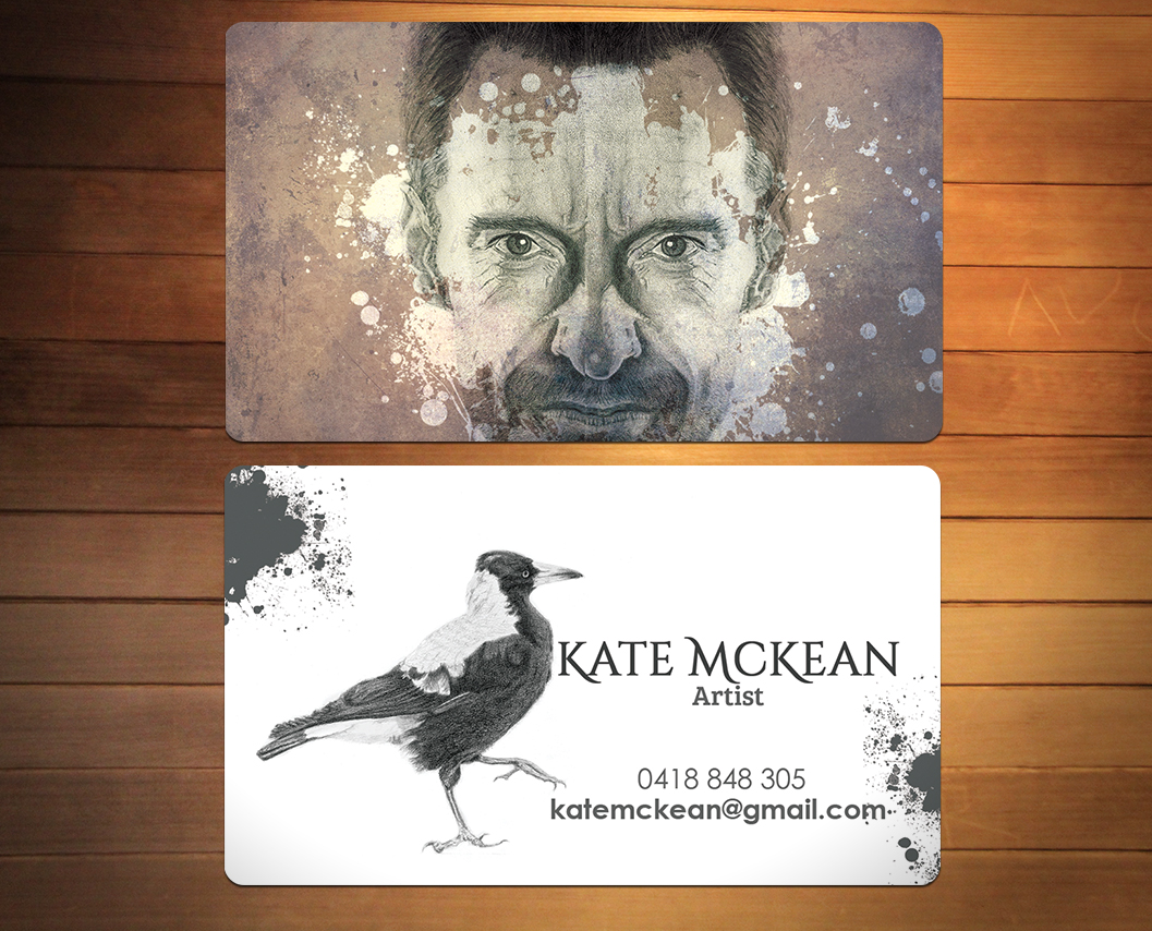71 Elegant Business Card Designs Artists Business Card Design