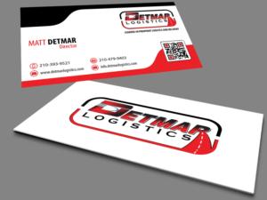 Trucking company business card designs 40 trucking company trucking company business card business card design by selda colourmoves