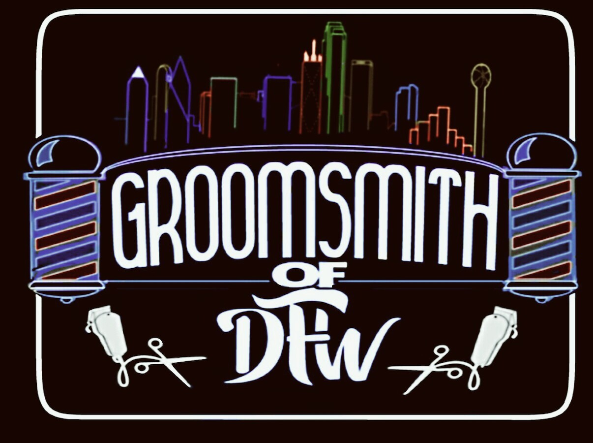 Groomsmith of Dtw Logo Design by April perry