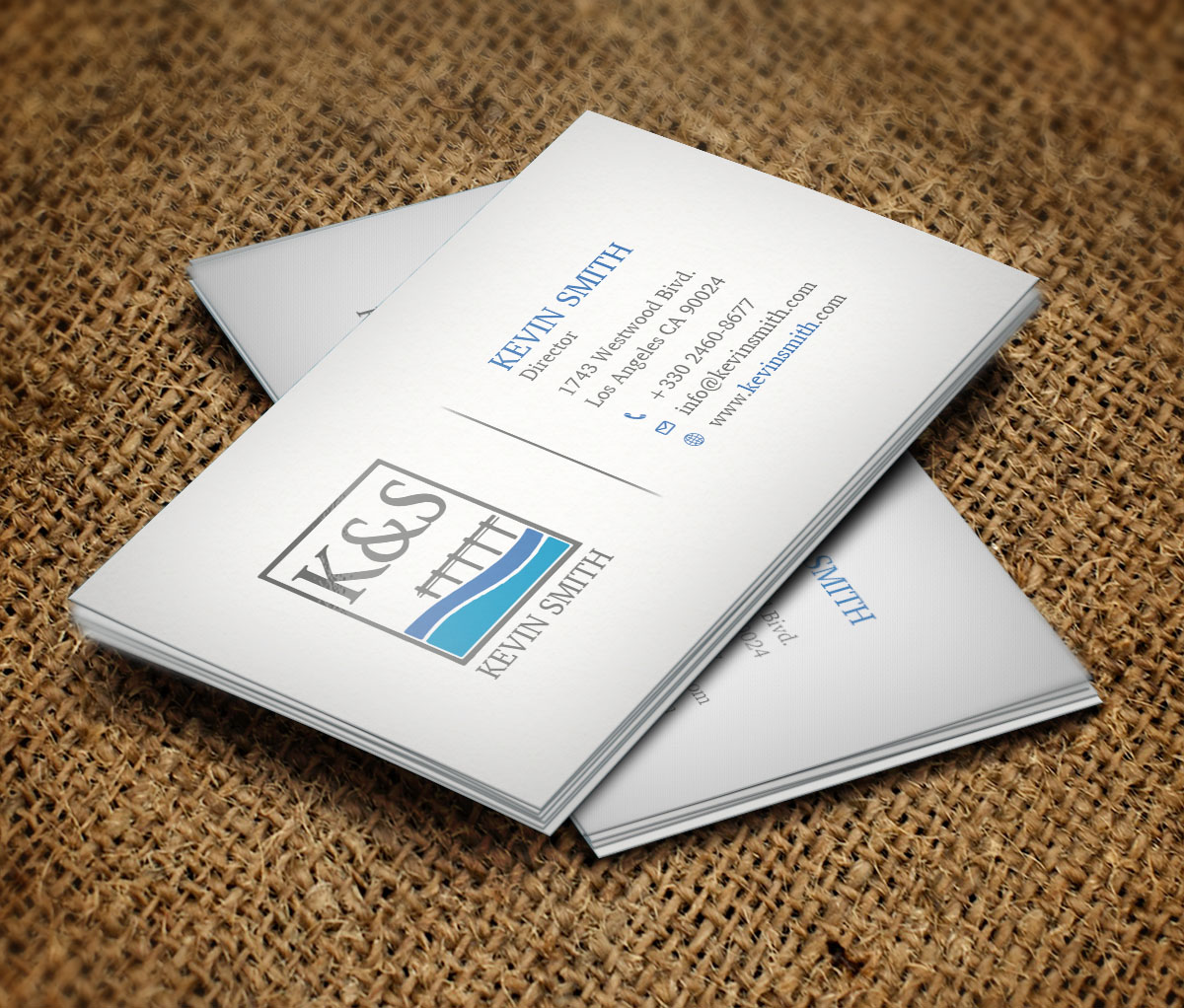 Serious, Upmarket Business Card Design for Hillcrest Holdings by ...