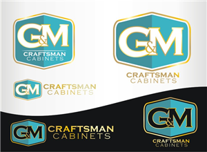 Logo Design by eightball inc. - My 3rd Generation Cabinet Maker logo Redesign