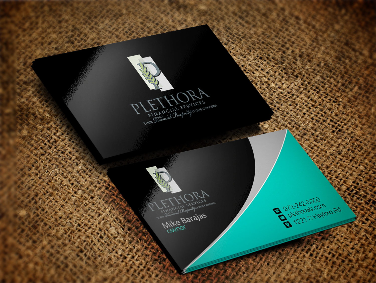 Elegant serious financial service business card design for a business card design by pawana designs for this project design 12496838 reheart Choice Image