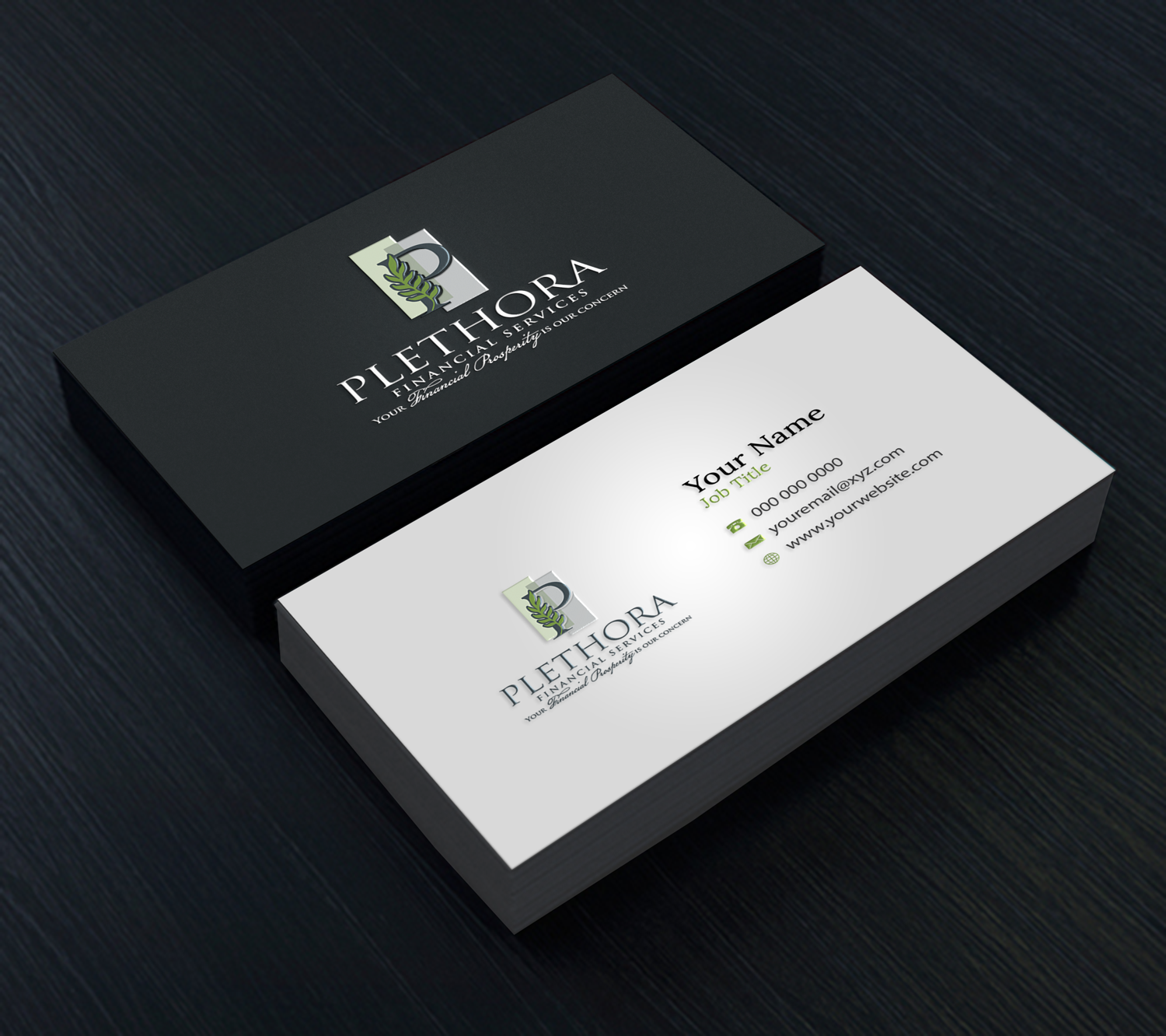 Elegant serious financial service business card design for a business card design by riz for this project design 12494155 reheart Choice Image