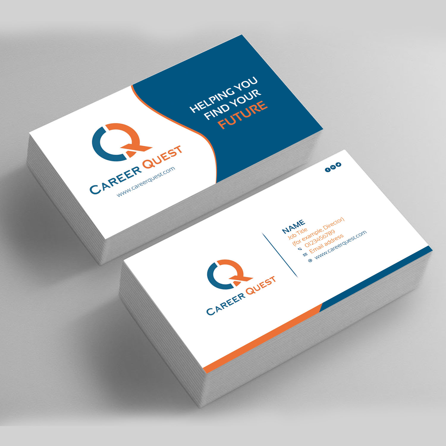 Business card job title choice image card design and for Business card titles for owners