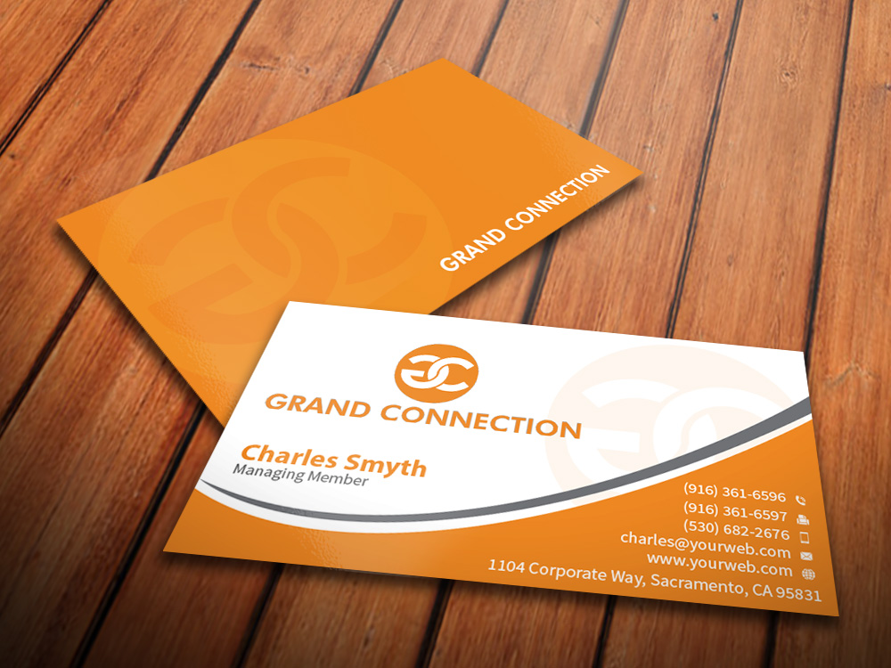 Modern, Professional Business Card Design for Tracy Vandermeer by ...