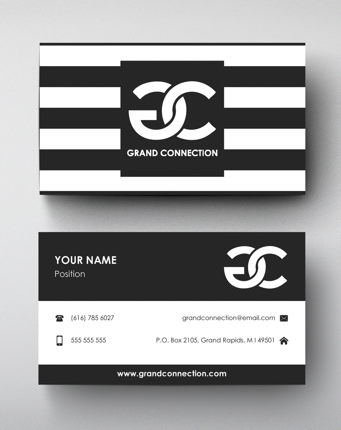 Modern, Professional, Event Planning Business Card Design for a ...