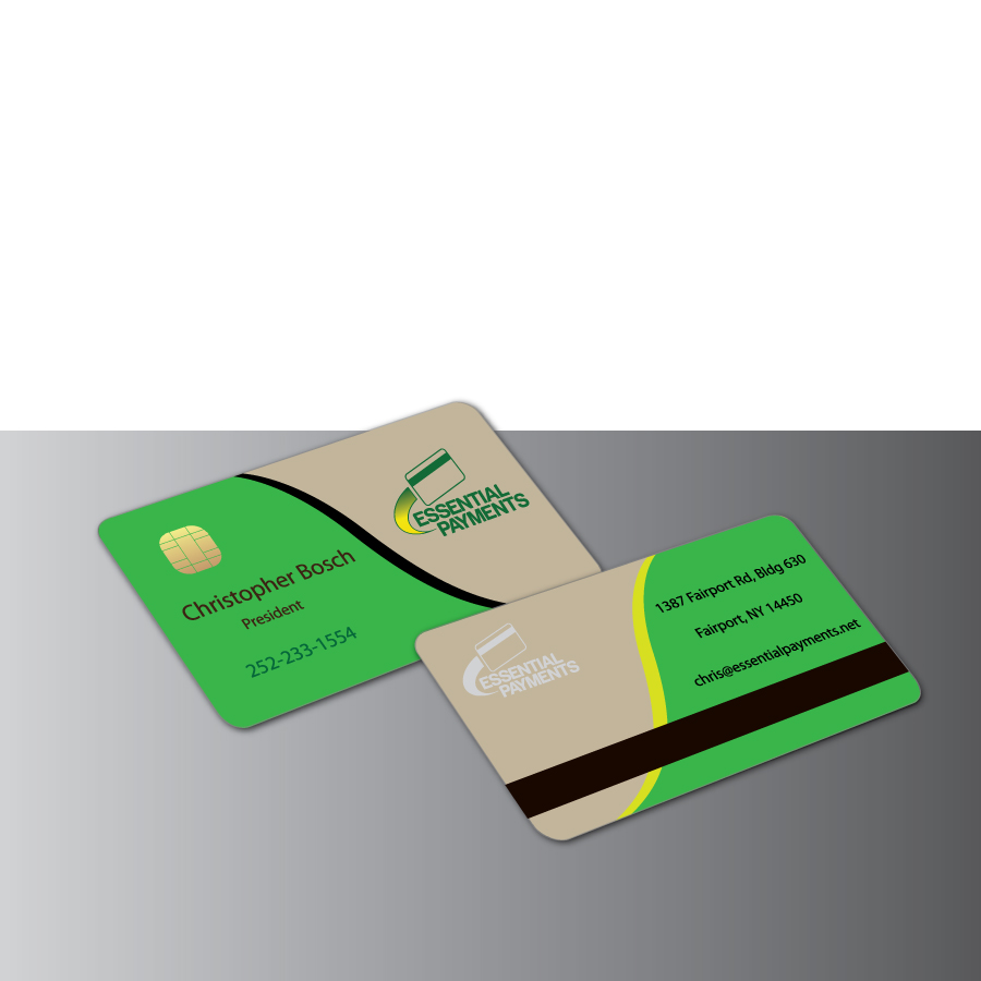 Professional masculine credit card business card design for a business card design by gd logo design for this project design 2412586 reheart Choice Image
