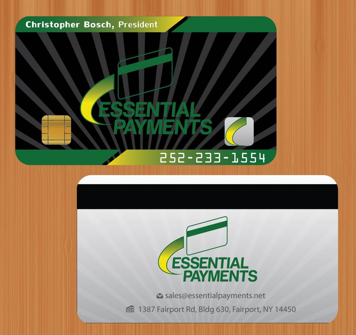 Professional masculine business card design for chris bosch by business card design by smart for business card design to look just like a credit card magicingreecefo Gallery