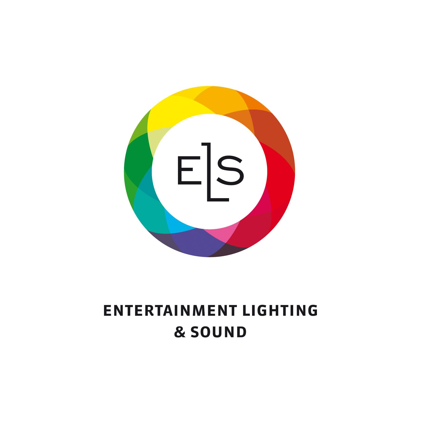 Events Logo Design For Els Entertainment Lighting Sound