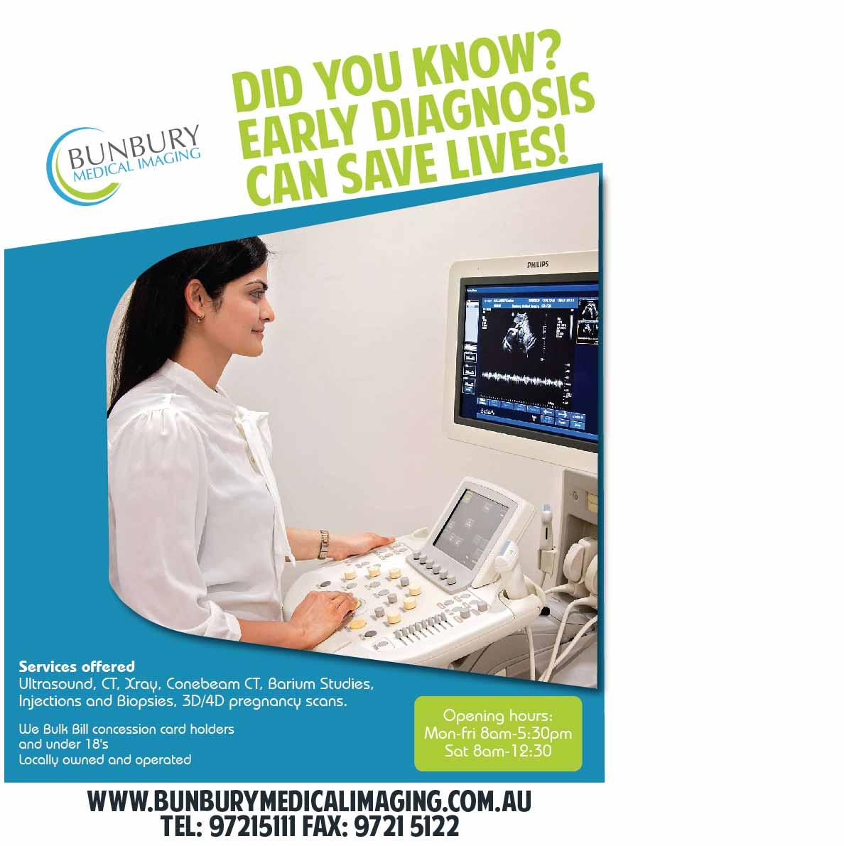 Poster design medical - Poster Design By Artcat For Bunbury Medical Imaging Marketing Poster Design 12563045