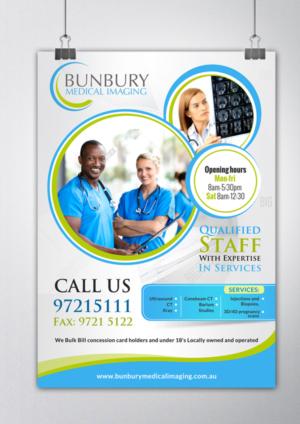 Bunbury Medical Imaging marketing poster | 57 Poster Designs for