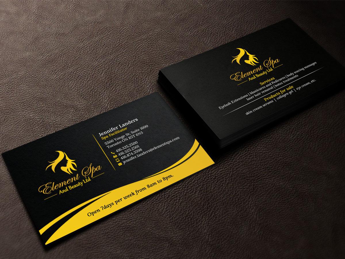 Modern, Professional, Business Business Card Design for I dont have ...