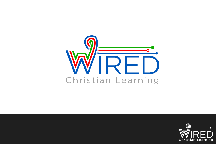 Professional, Modern, Information Technology Logo Design for Wired ...