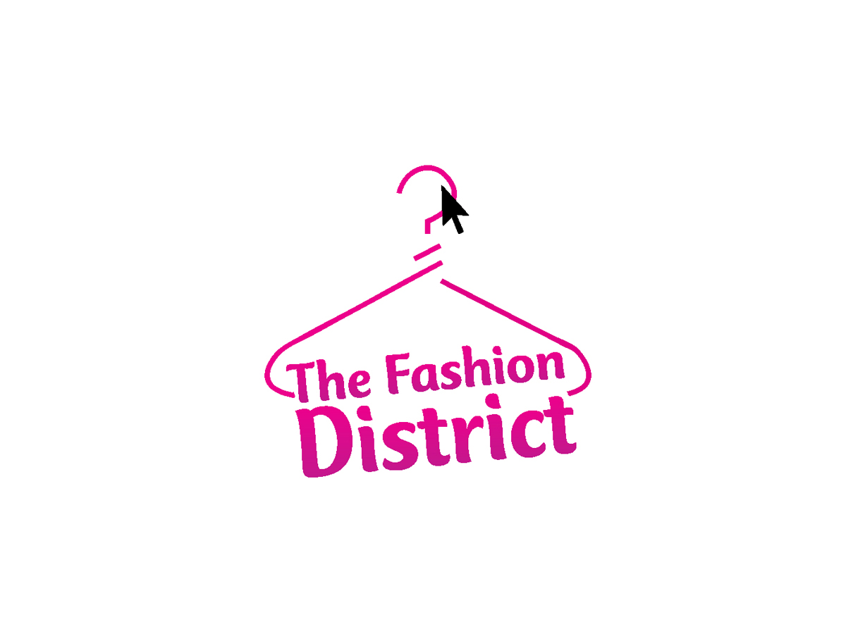 Clothes Shop Logo Exclusive customizable logo for sale: clothing store