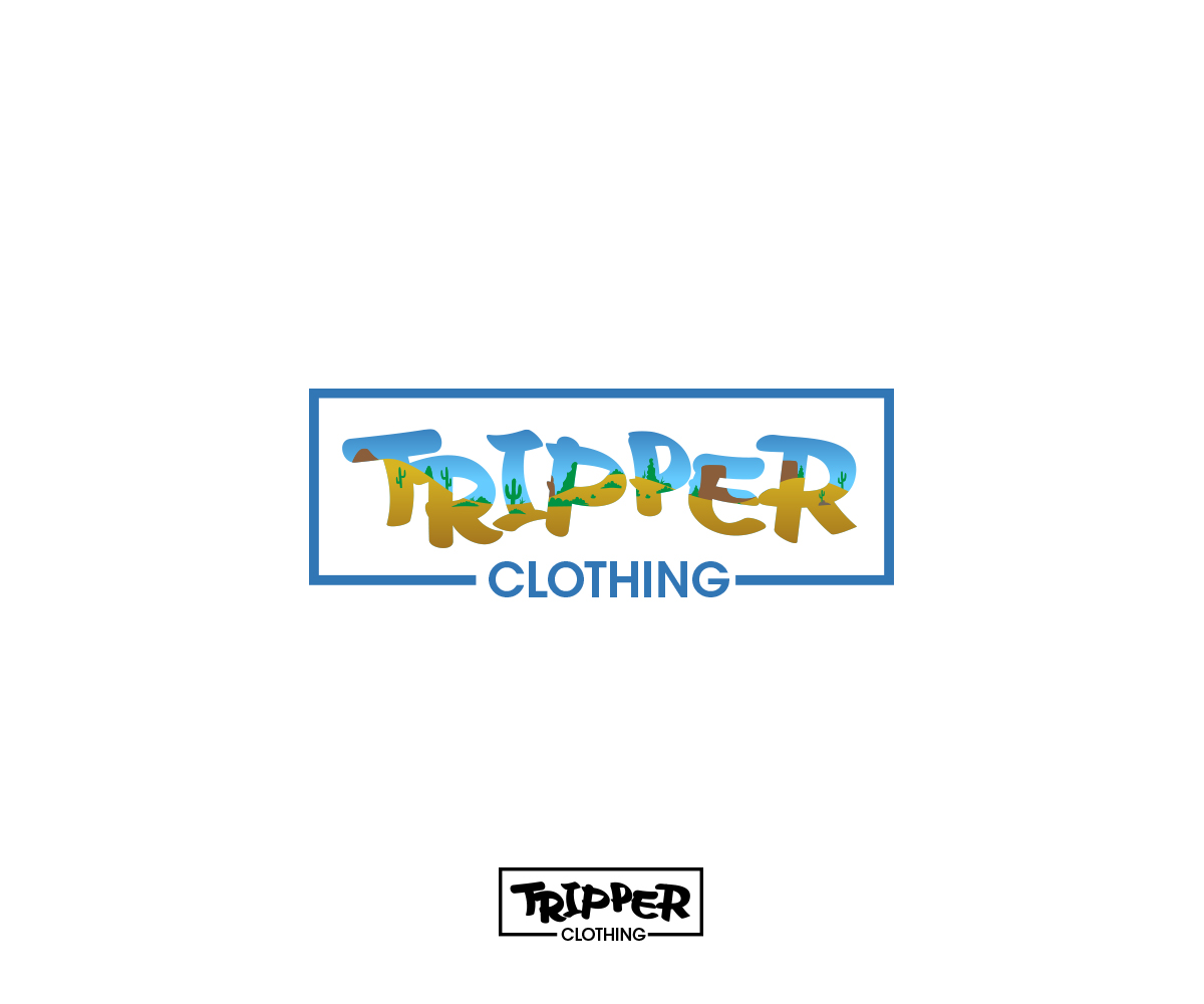 Logo Design By Jmc For Tripper Clothing 12550161