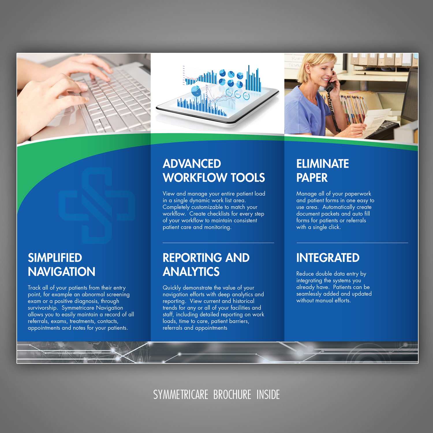Serious Feminine Healthcare Brochure Design For A Company By Designconnection Design 12580511