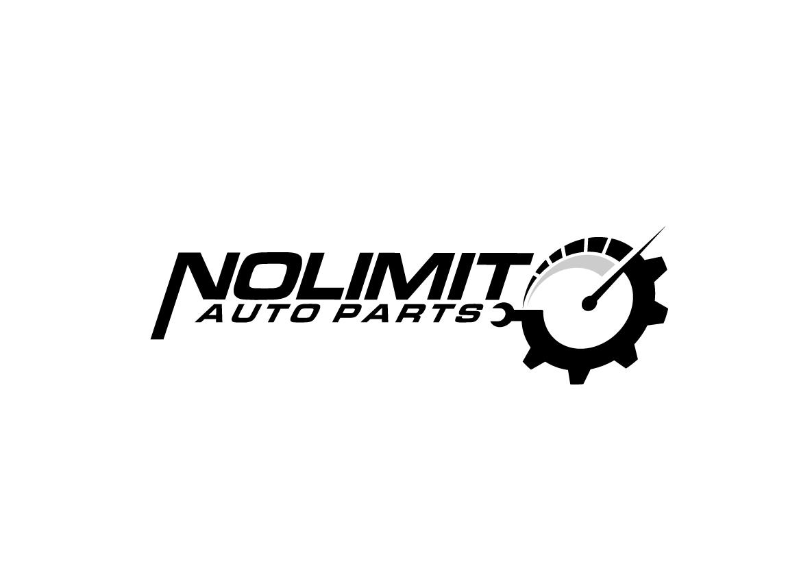 Bold Serious Automotive Logo Design For Nolimit Auto