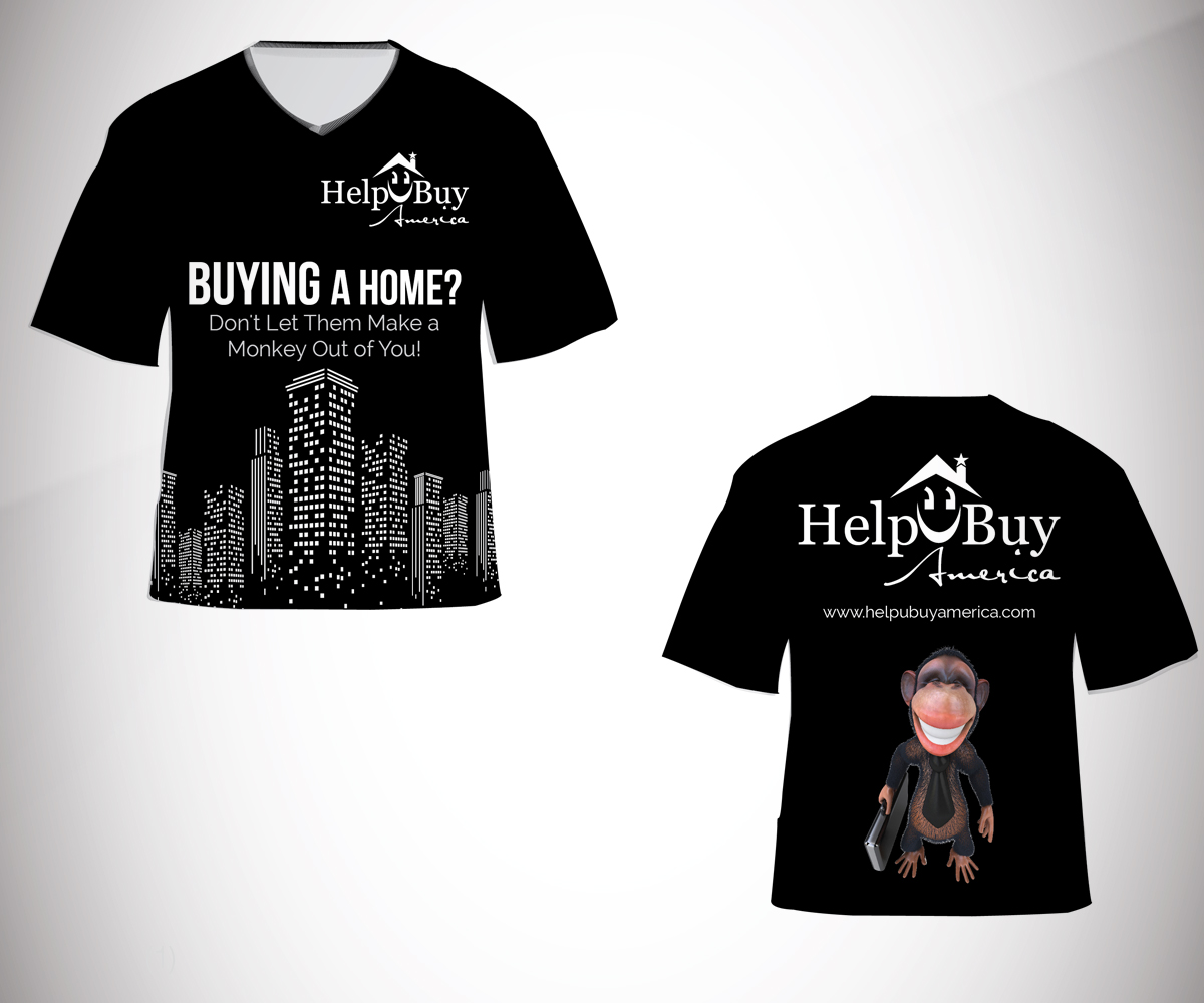 Shirt design buy - Playful Modern T Shirt Design For Company In United States Design 12579947