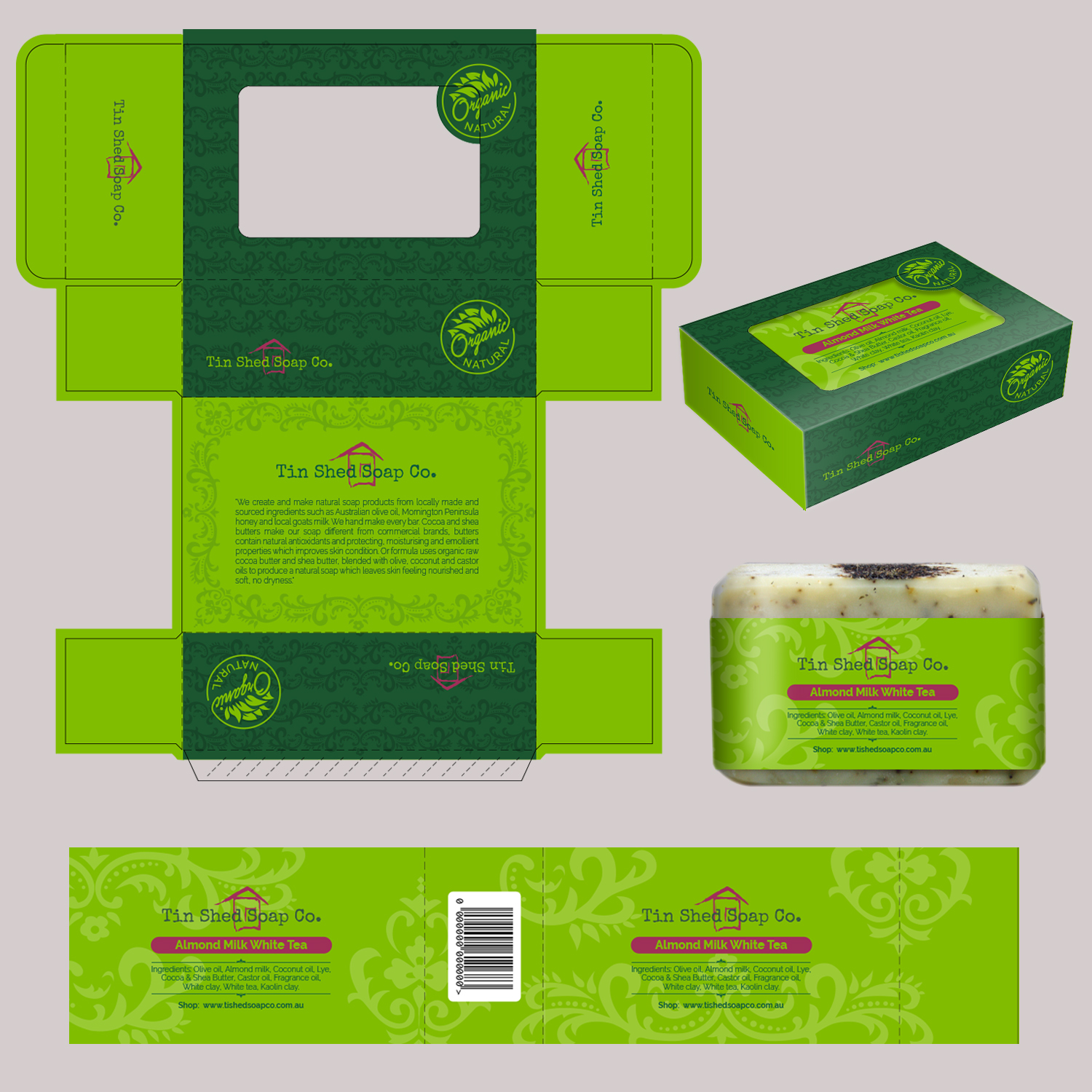 Upmarket, Elegant Packaging Design for Austevia by Talahib ...